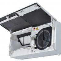 1Sieninis Rekuperatorius Mitsubishi Electric VL-100U5-E