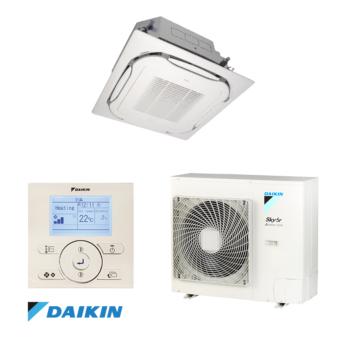 Daikin kasetinis round flow oro kondicionierius 5,7/7,0 kW FCAG60A + RXM60M9