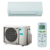 Daikin oro kondicionierius FTXF25A/RXF25A (-15°C)