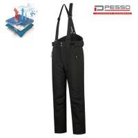 Neperšlampančios šiltos kelnės dengtos minkštu PU pagrindu Pesso Barnabi Softshell