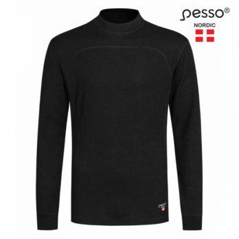Šiltas apatinis komplektas pasižymintis puikiomis drėgmės reguliavimo ir šilumos savybėmis Pesso Merino  MERINO80