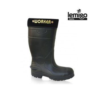 zAuliniai darbo batai iš ypatingai tvirtos ir lengvos EVA medžiagos Worker SB SRC   Worker 899 Lemigo