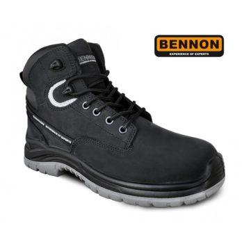 Vandeniui atsparūs odiniai laisvalaikio batai BENNON Ranger O2 SRC