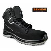 Vandeniui atsparūs odiniai laisvalaikio batai BENNON Ranger Winter O2 SRC