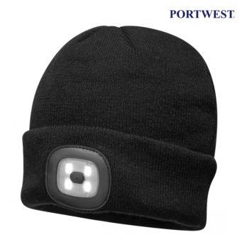 KPB029-Megzta kepurė Portwest Beanie B029