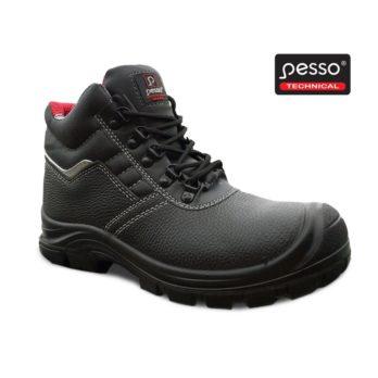 Natūralios impregnuotos odos batai B249 S3 SRC