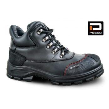 Odiniai darbo batai visiems sezonams Pesso BARENTS  S3 Plastic+Kevlar