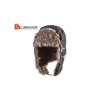 KLB517-Šilta ausinė kepurė 517P L.Brador