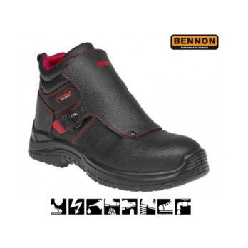 Suvirintojų darbo batai BENNON WELDER S3 HRO SRC U-Power