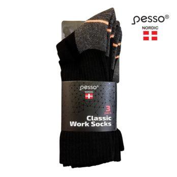 Termoizoliacinės darbo kojinės  Pesso Classic,  3 poros | KOCOT