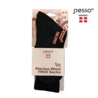 Termoizoliacinės darbo kojinės  Pesso Merino,  1 pora | KOMER