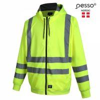 FL03_G-Džemperis Pesso FL03 HI-VIS, geltonas