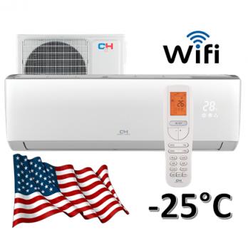 COOPER&HUNTER ARCTIC INVERTER: CH-S12FTXLA-NG (-25°C)