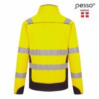 Džemperis Pesso Fleece, geltonas