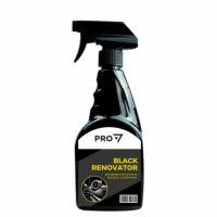 Auto plastiko ir padangų juodintojas Black Renovator 500 ml